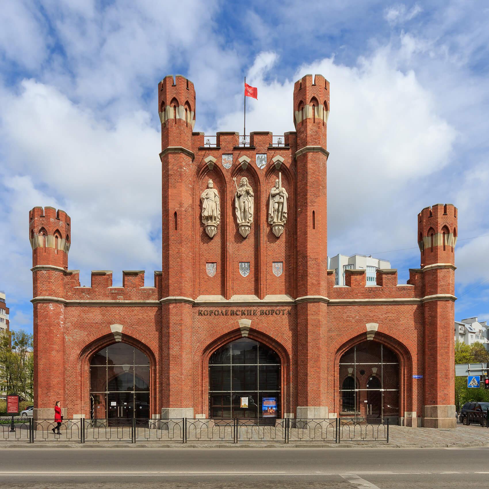 Куда ходить в Калининграде