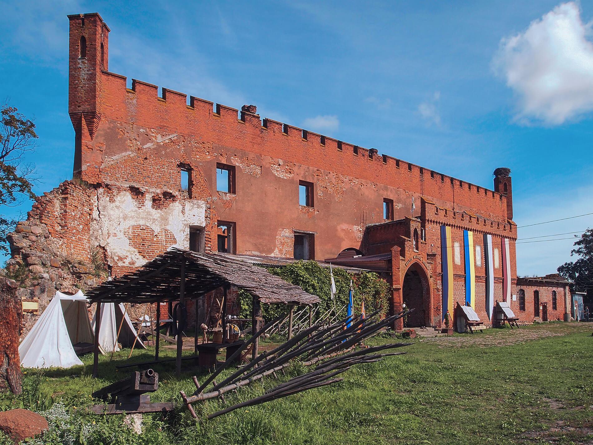 Что посмотреть в Калининградской области