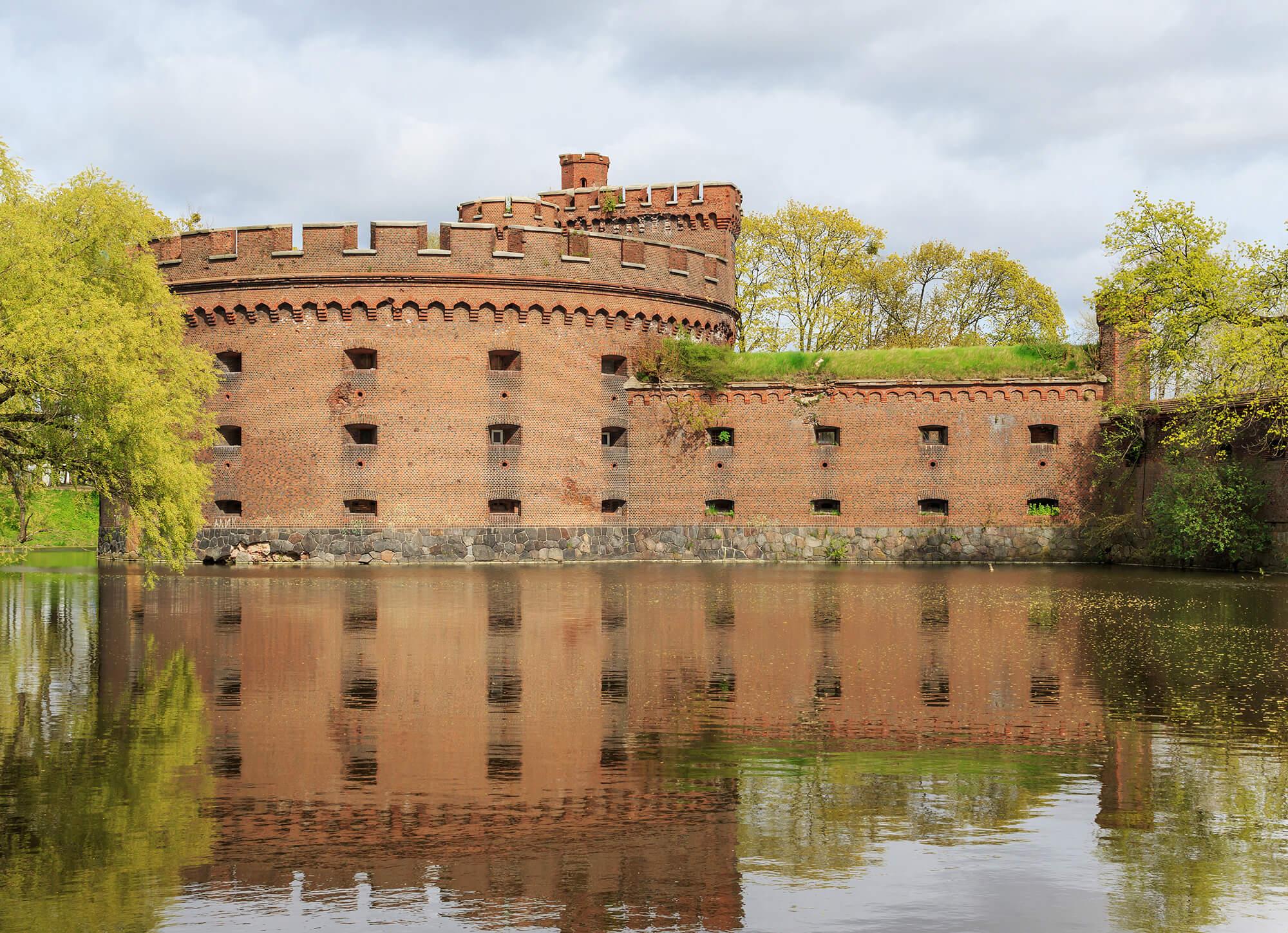 Форты и башни Калининграда