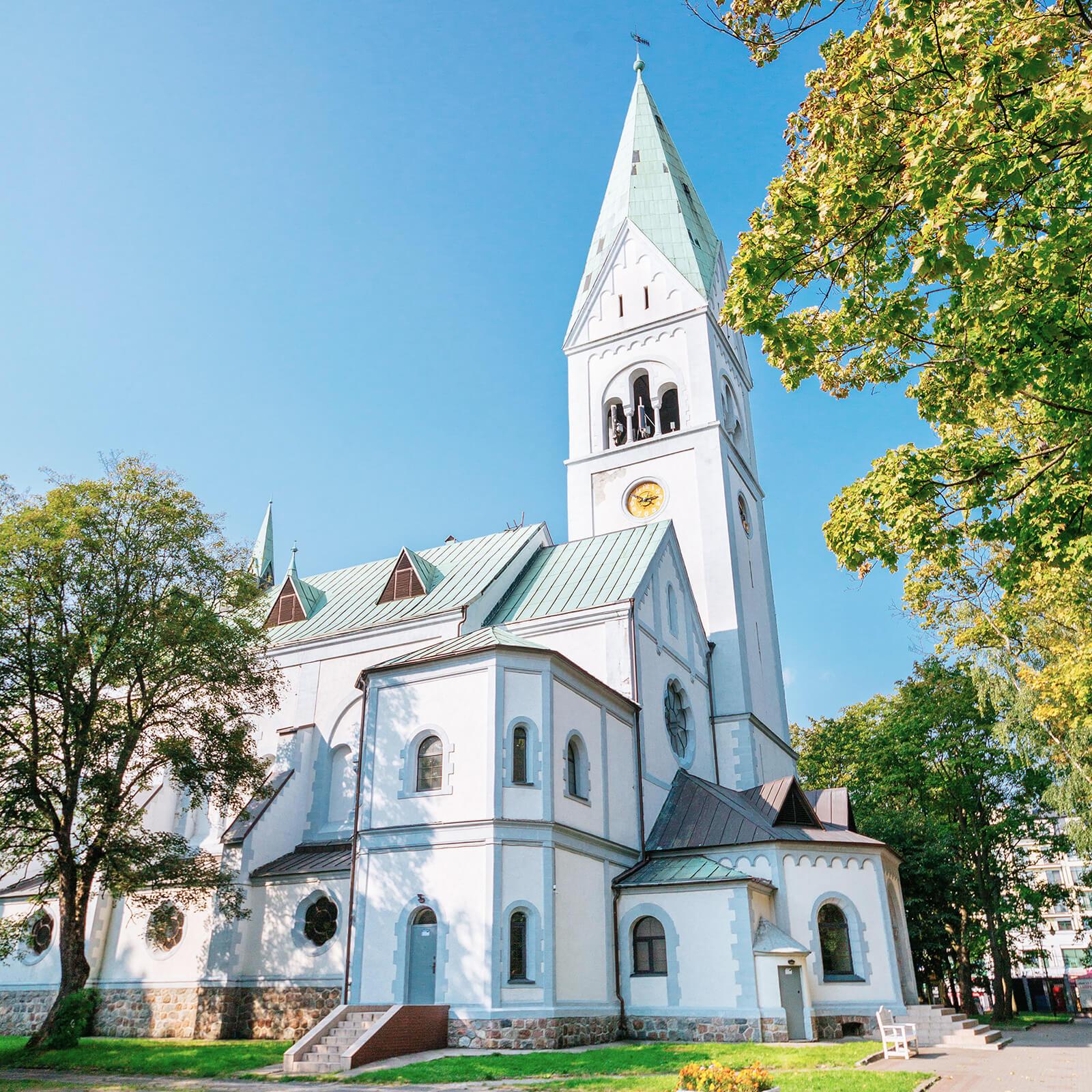 Церкви и храмы в Калининграде