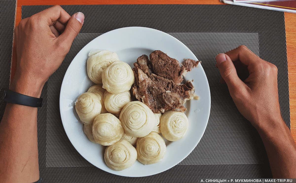 Национальная еда в Дагестане