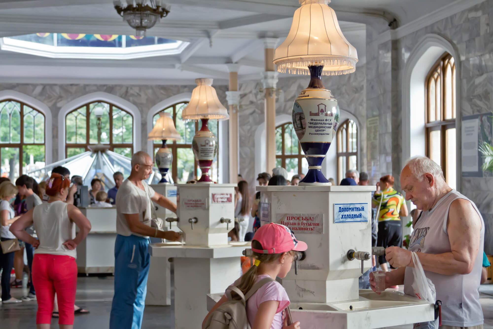 Отзывы туристов о Кисловодске