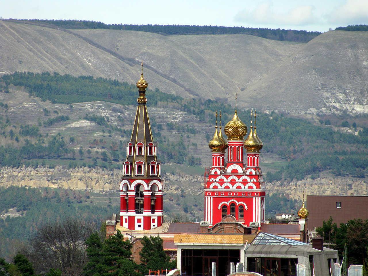 Фото достопримечательностей Кисловодска