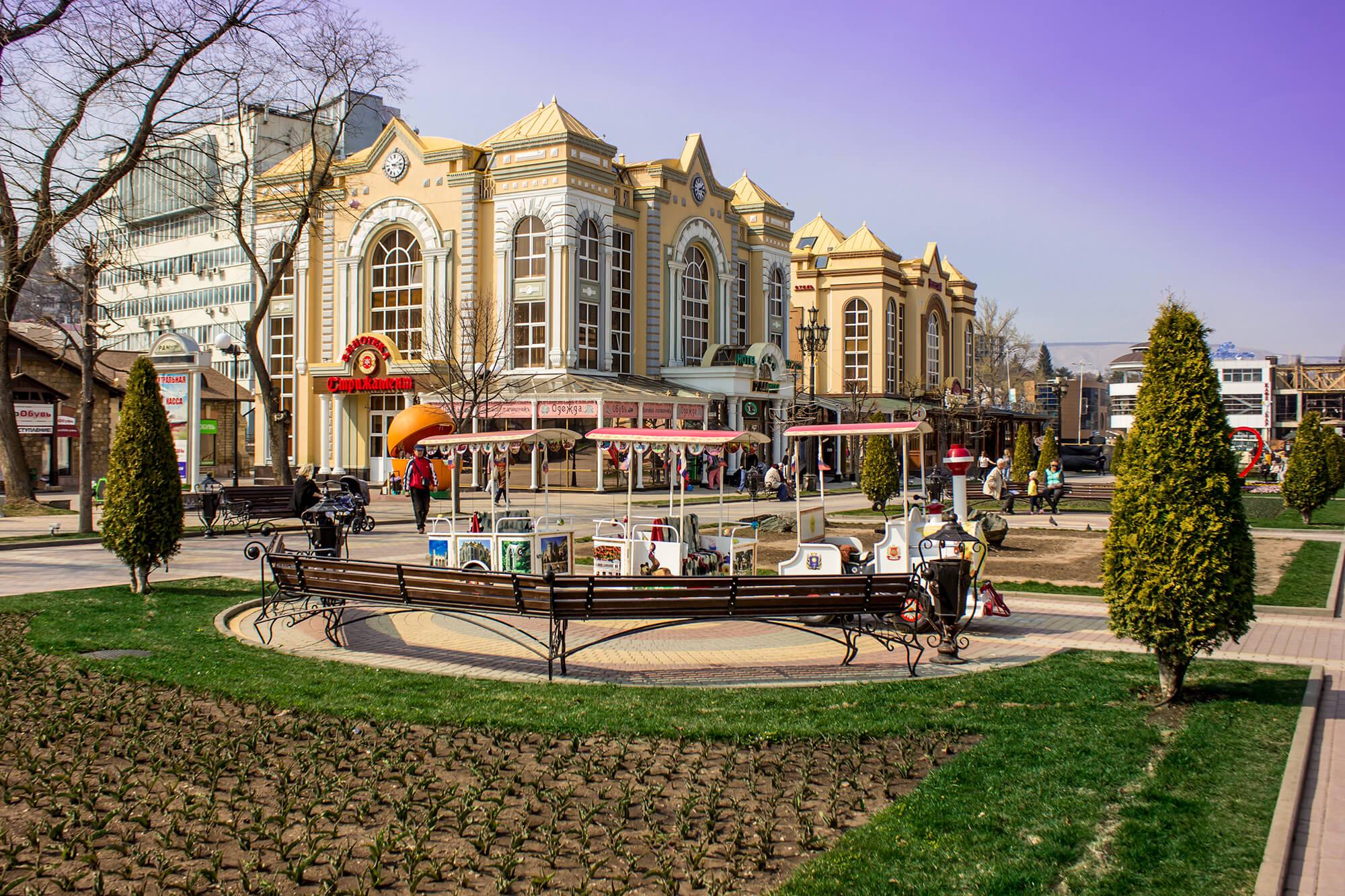 Цены на отдых в Кисловодске