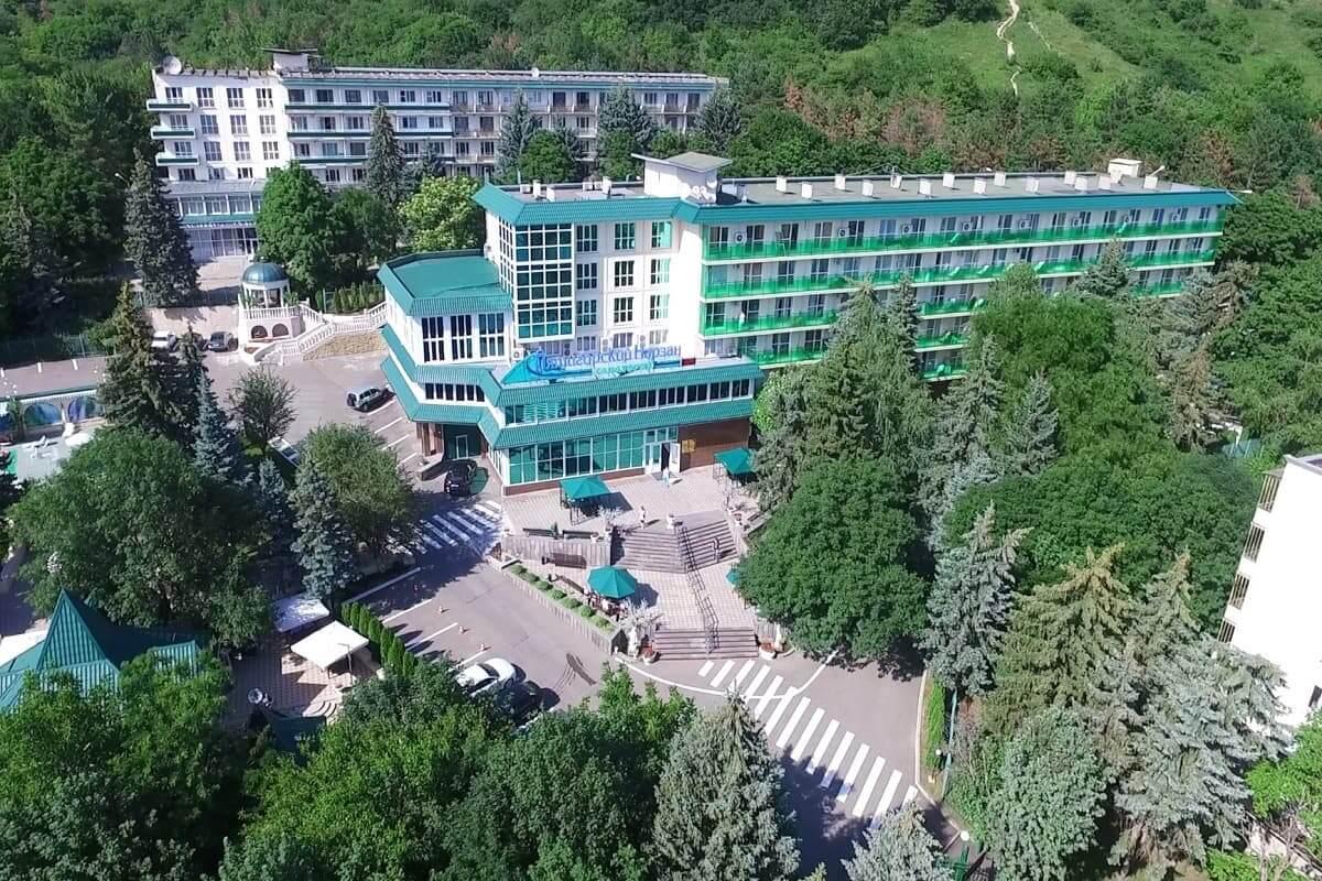 Санатории Пятигорская с лечением