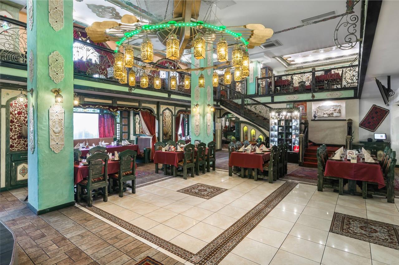 Где можно поесть в Казани