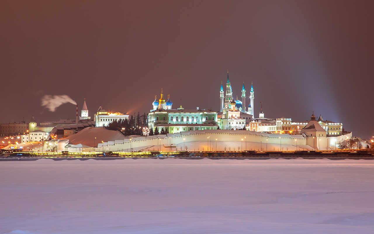 Отдых в Казани на Новый год