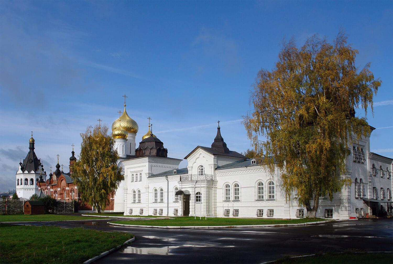 Интересные места в Костроме