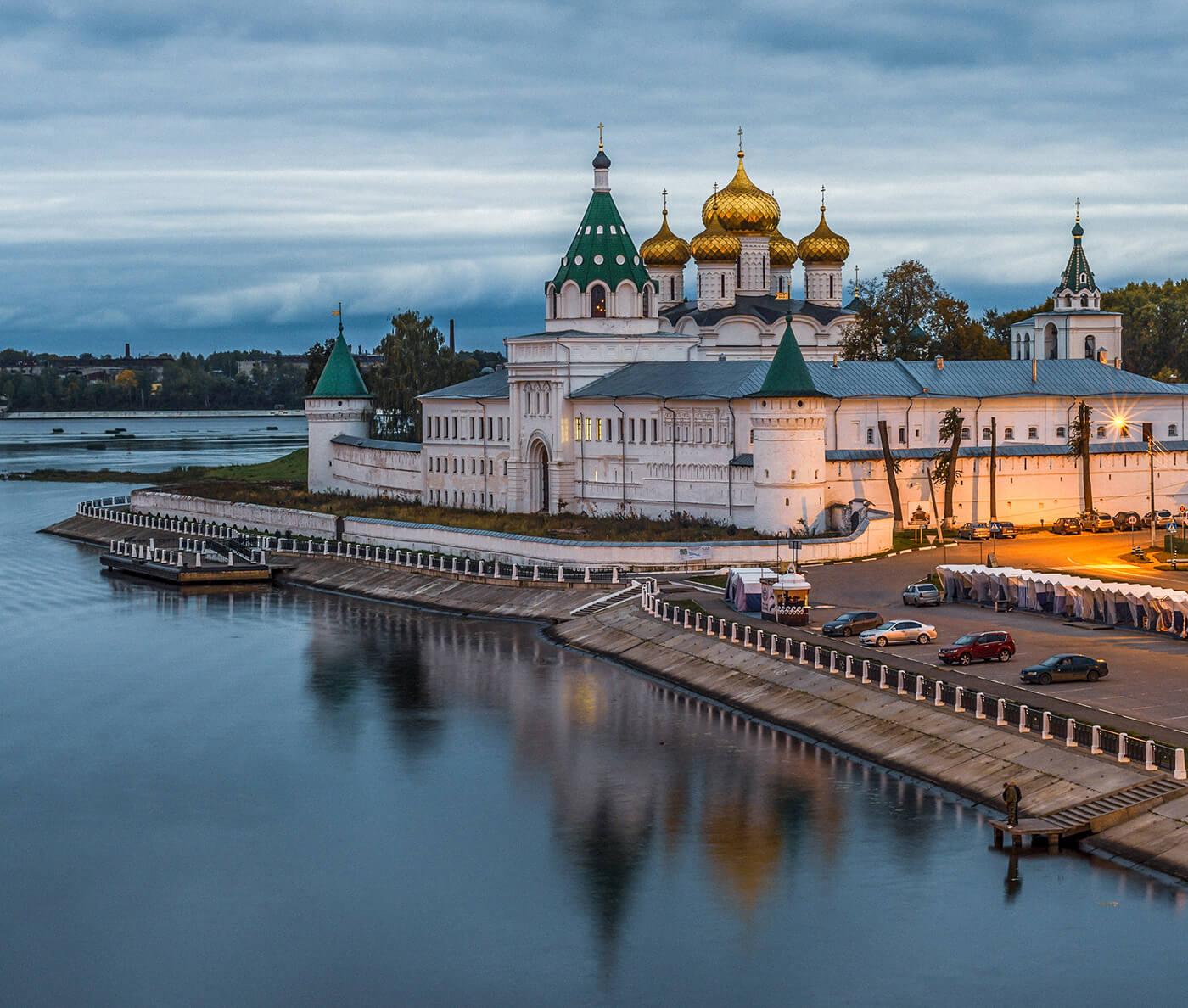 Достопримечательности в Костроме