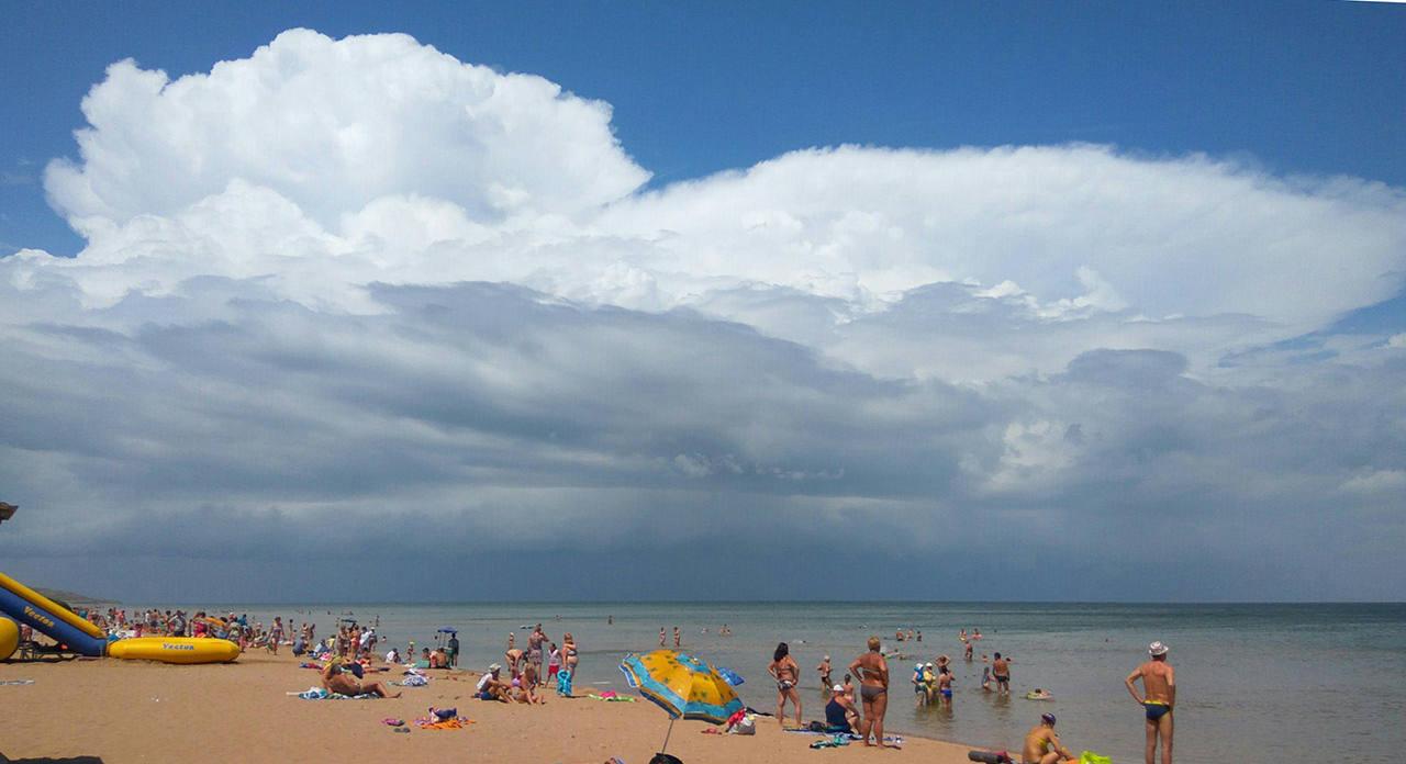 Где лучше отдохнуть на Азовском море