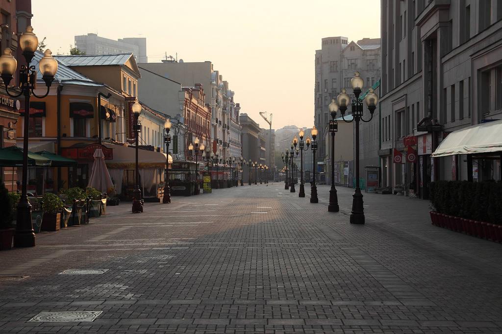 Что обязательно посмотреть в Москве