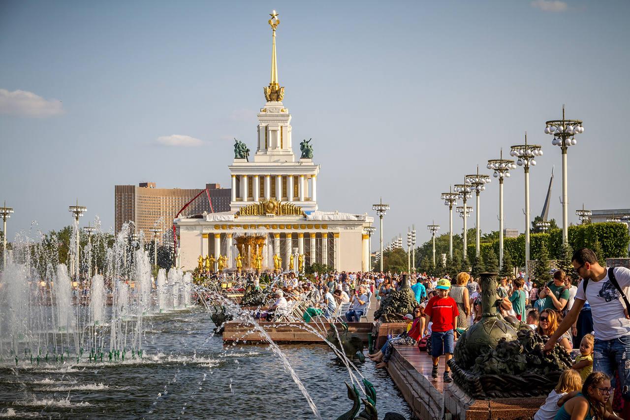Что посмотреть в Москве за неделю