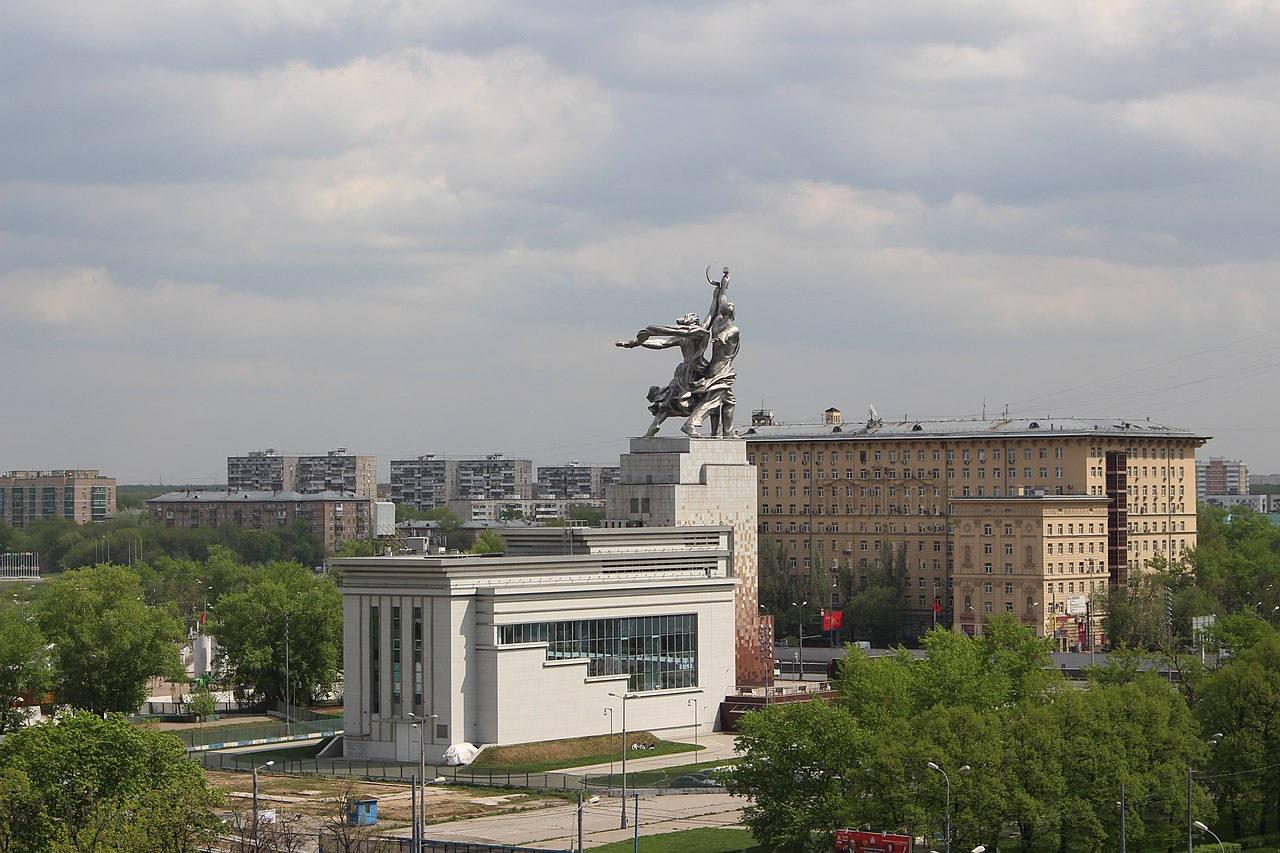 Интересные достопримечательности Москвы