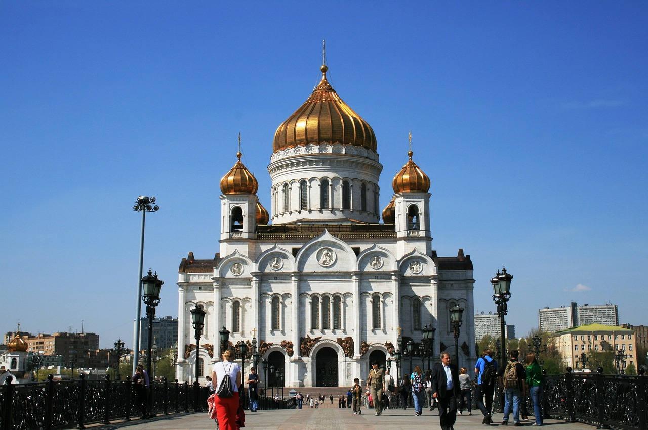 Популярные места в Москве для туристов