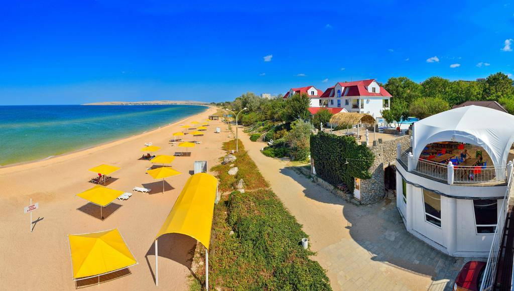 Какие песчаные пляжи на Азовском море