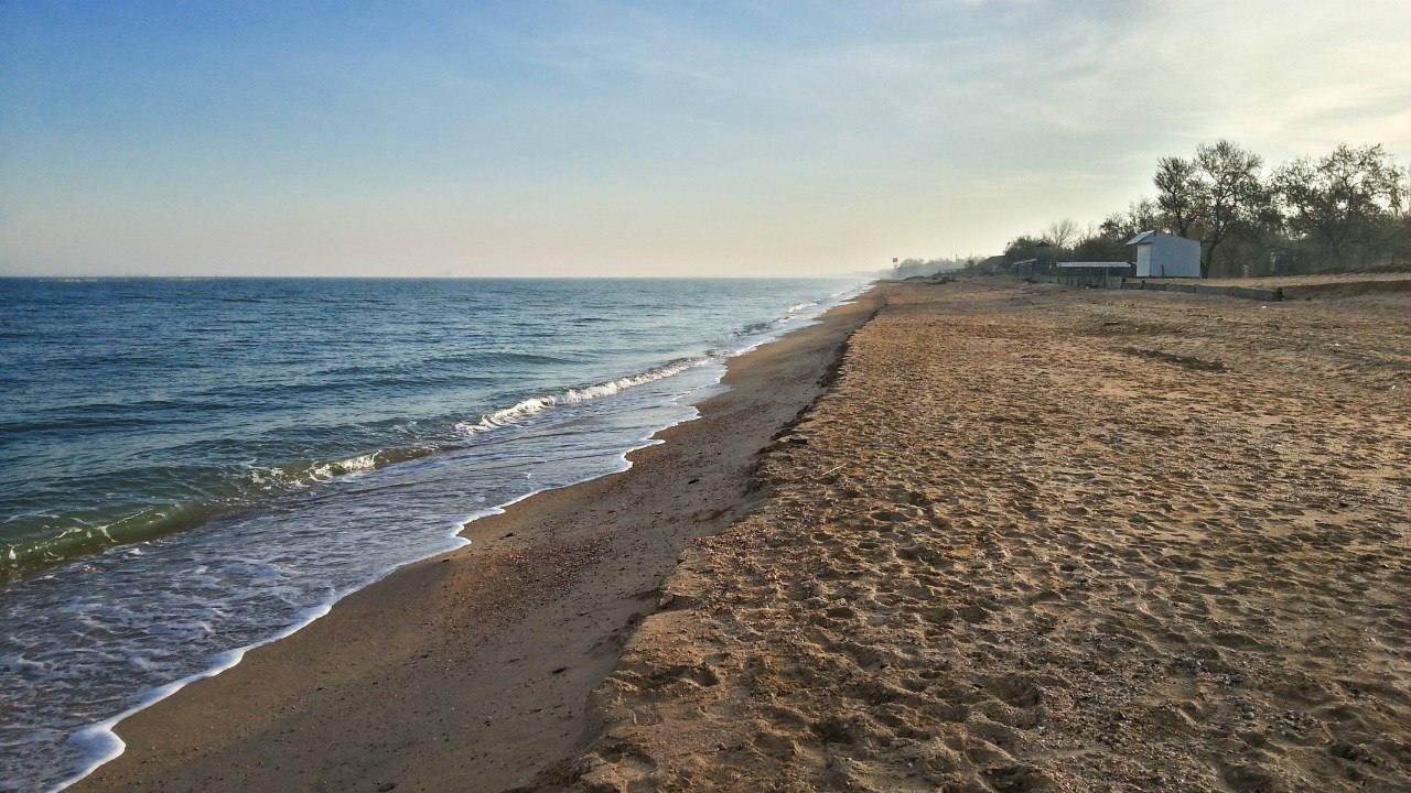 Пляжный отдых на Азовском море в в России