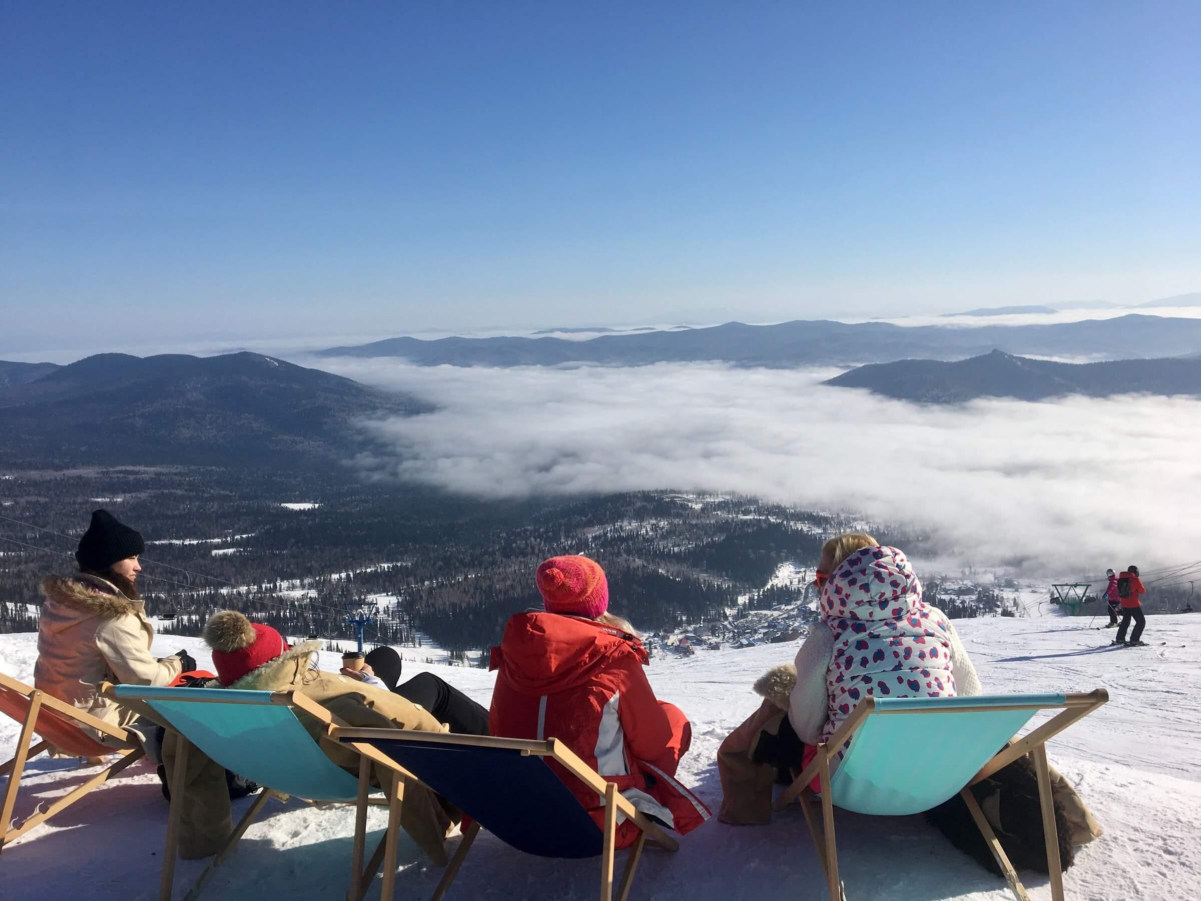Горнолыжные курорты в Сибири
