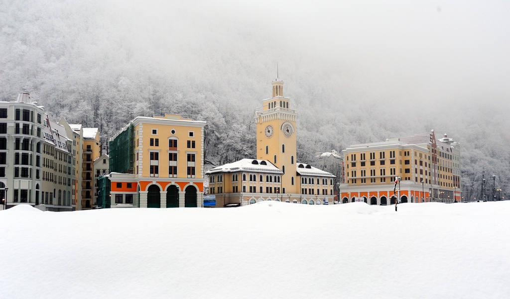 Куда сходить зимой в Сочи?