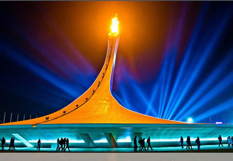 Что посмотреть в Олимпийском парке Сочи