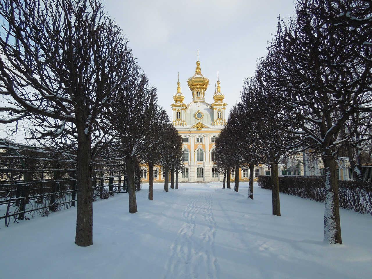Что посмотреть зимой в Санкт-Петербурге