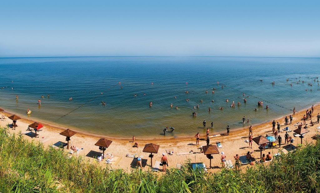 Где лучше отдыхать на Азовском море в России