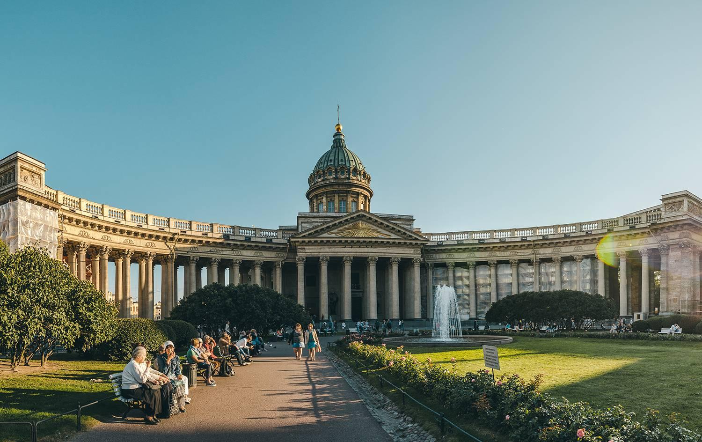 Самые интересные места в Петербурге