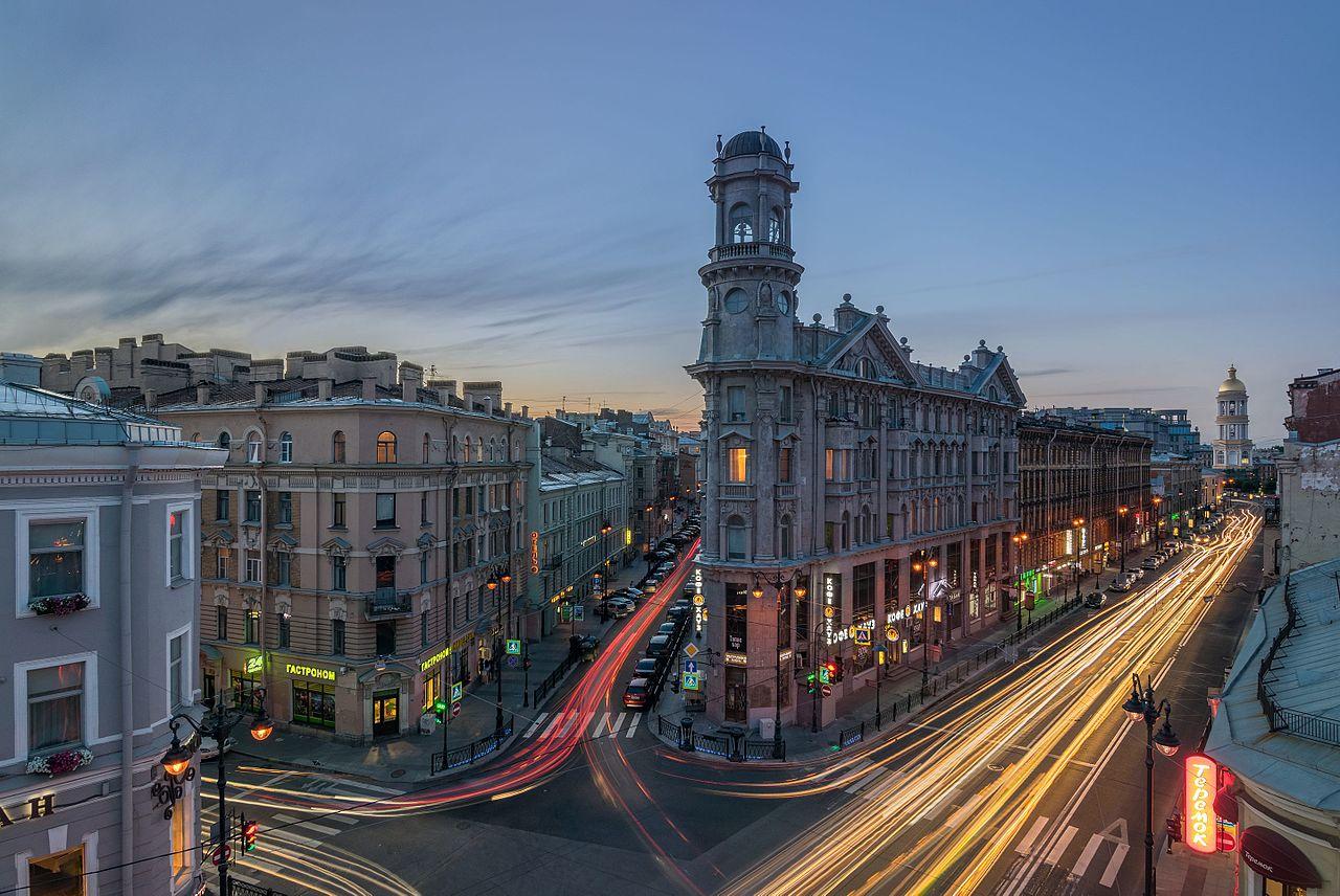 Что интересного посмотреть в Петербурге