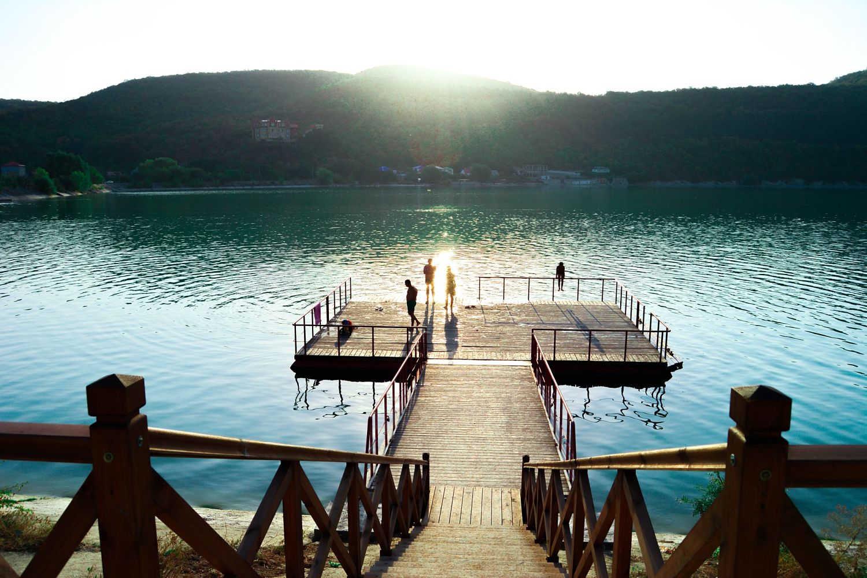 Отзывы об отдыхе в Абрау-Дюрсо