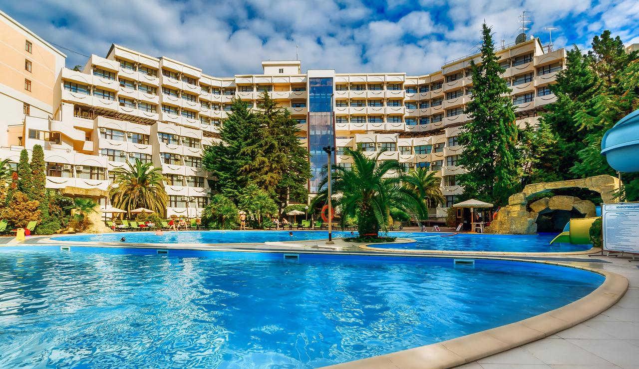 Отзывы об отелях в Сочи