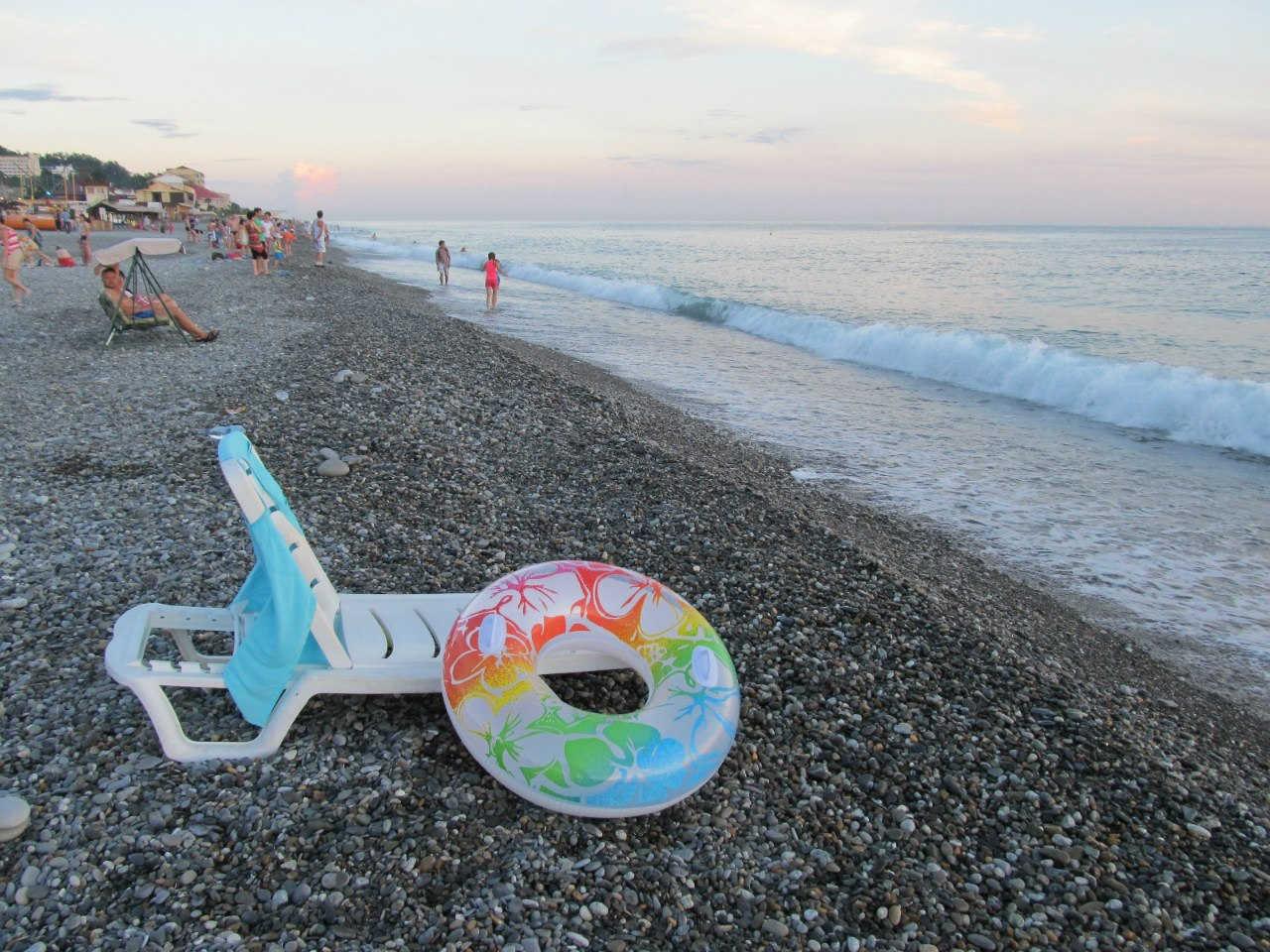 Где лучше отдыхать на море в Краснодарском крае