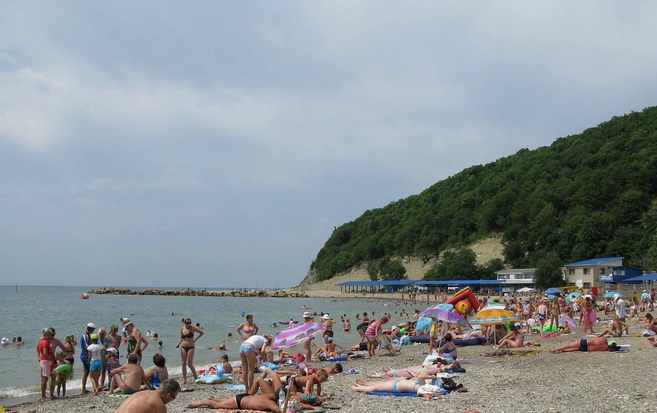 Лучшие песчаные пляжи в Краснодарском крае для отдыха с детьми