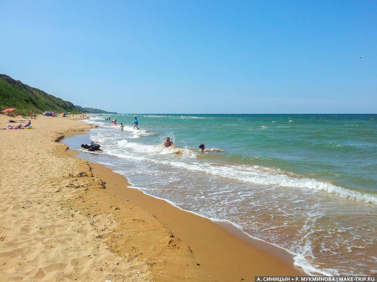 Отзывы об отдыхе в Кучугурах