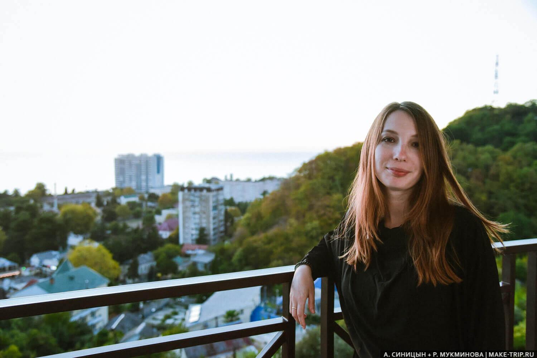 Отели в Лазаревском