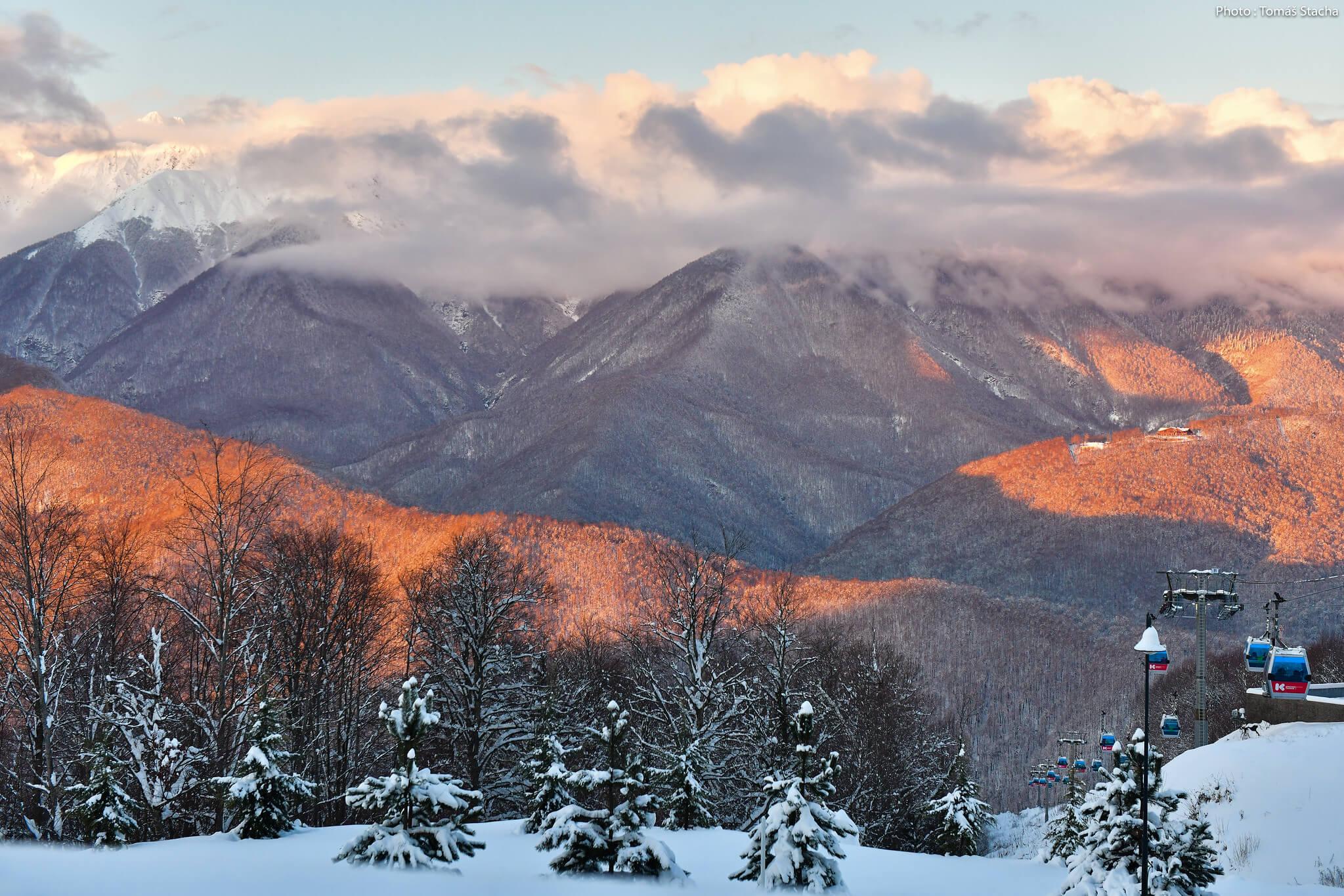 Отзывы туристов об отдыхе в Сочи зимой