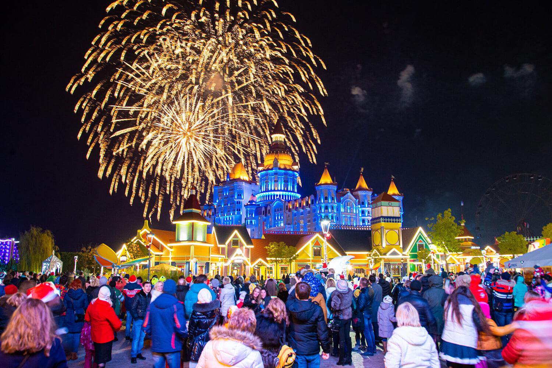 Как встретить Новый год в Сочи