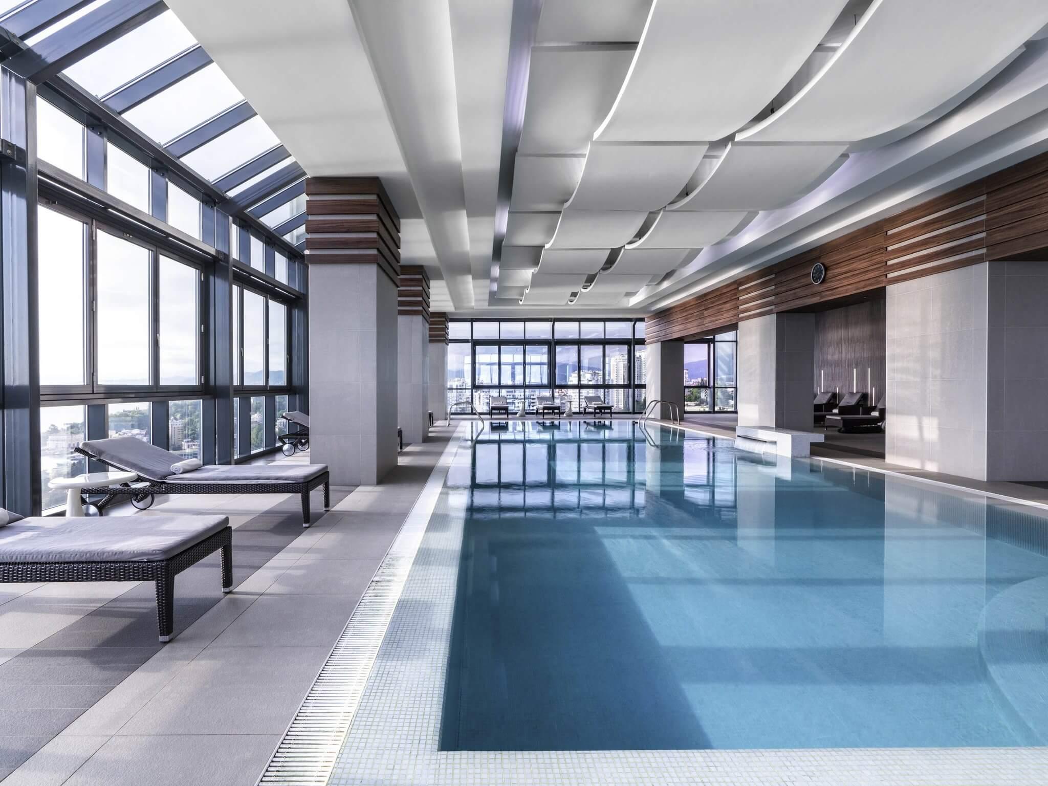 Отели в Сочи с крытым бассейном