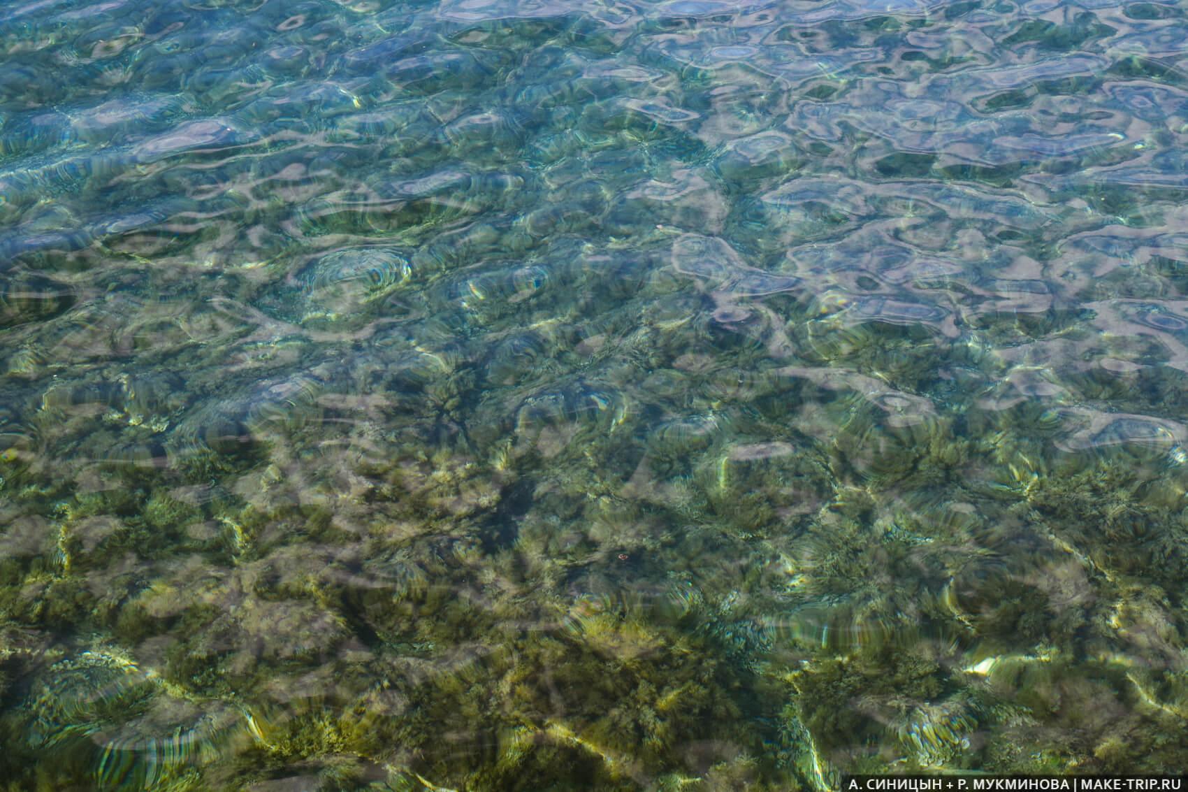 Море в Большом Утрише