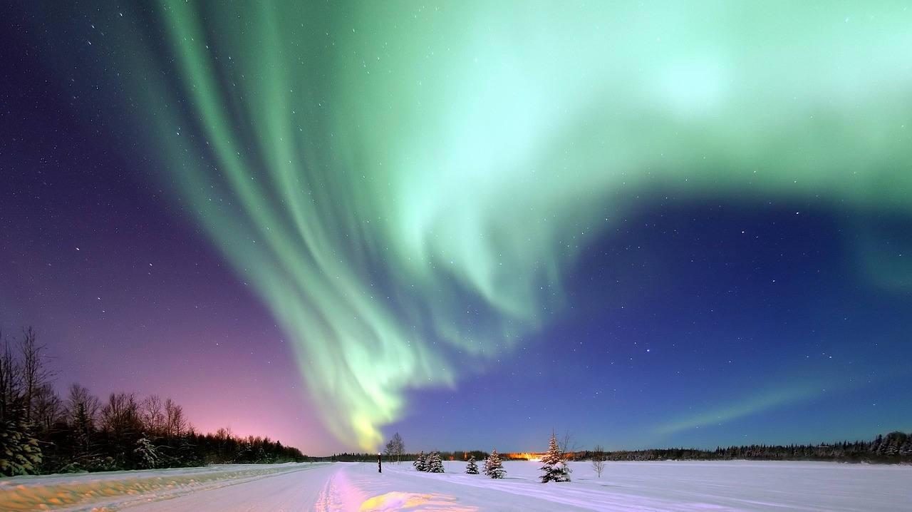 Где посмотреть северное сияние