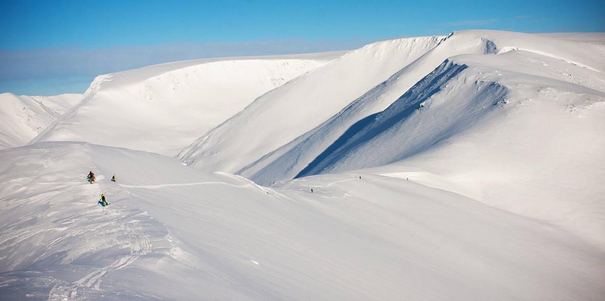 Где посмотреть северное сияние в Мурманске