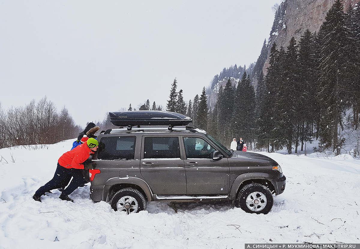 путешествия на своем автомобиле по россии