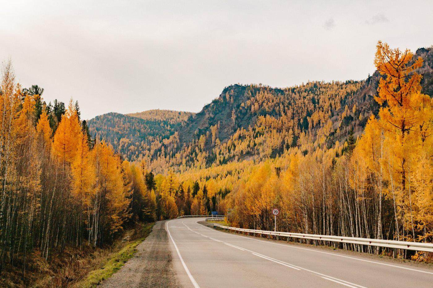 путешествия на машине по россии маршруты