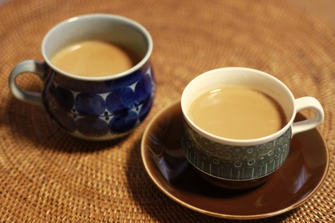 Самый сытный чай