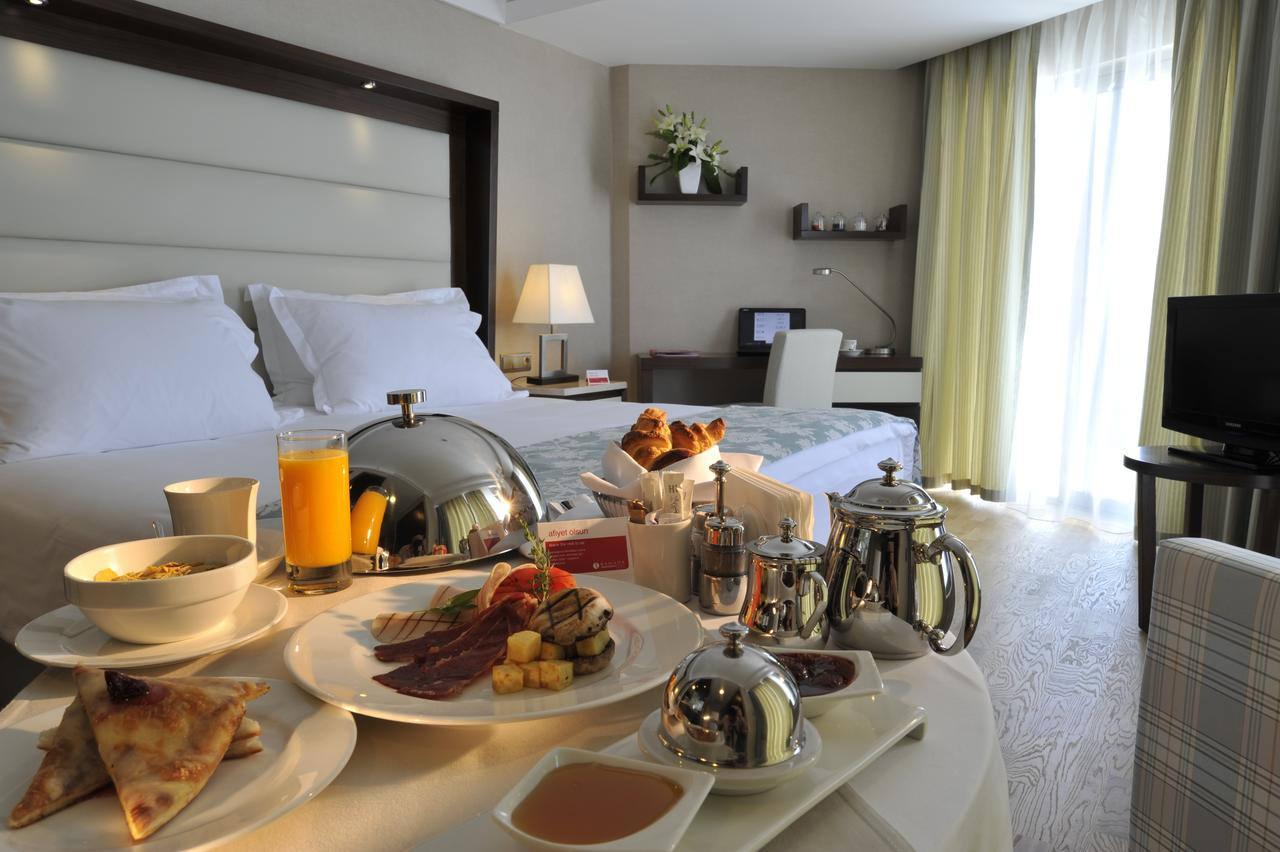 Категории питания в отелях