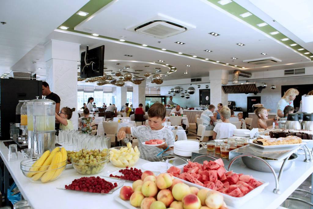 Расшифровка питания в отелях за границей