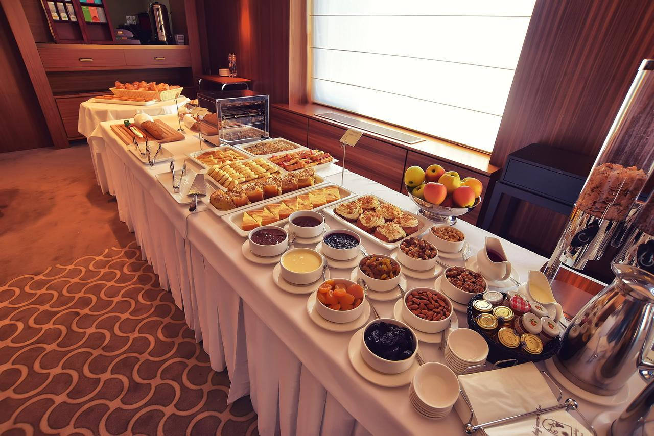 Питание в отелях России