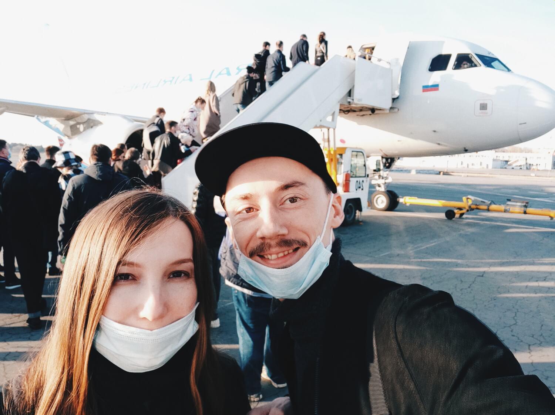 как найти горящий тур из Москвы