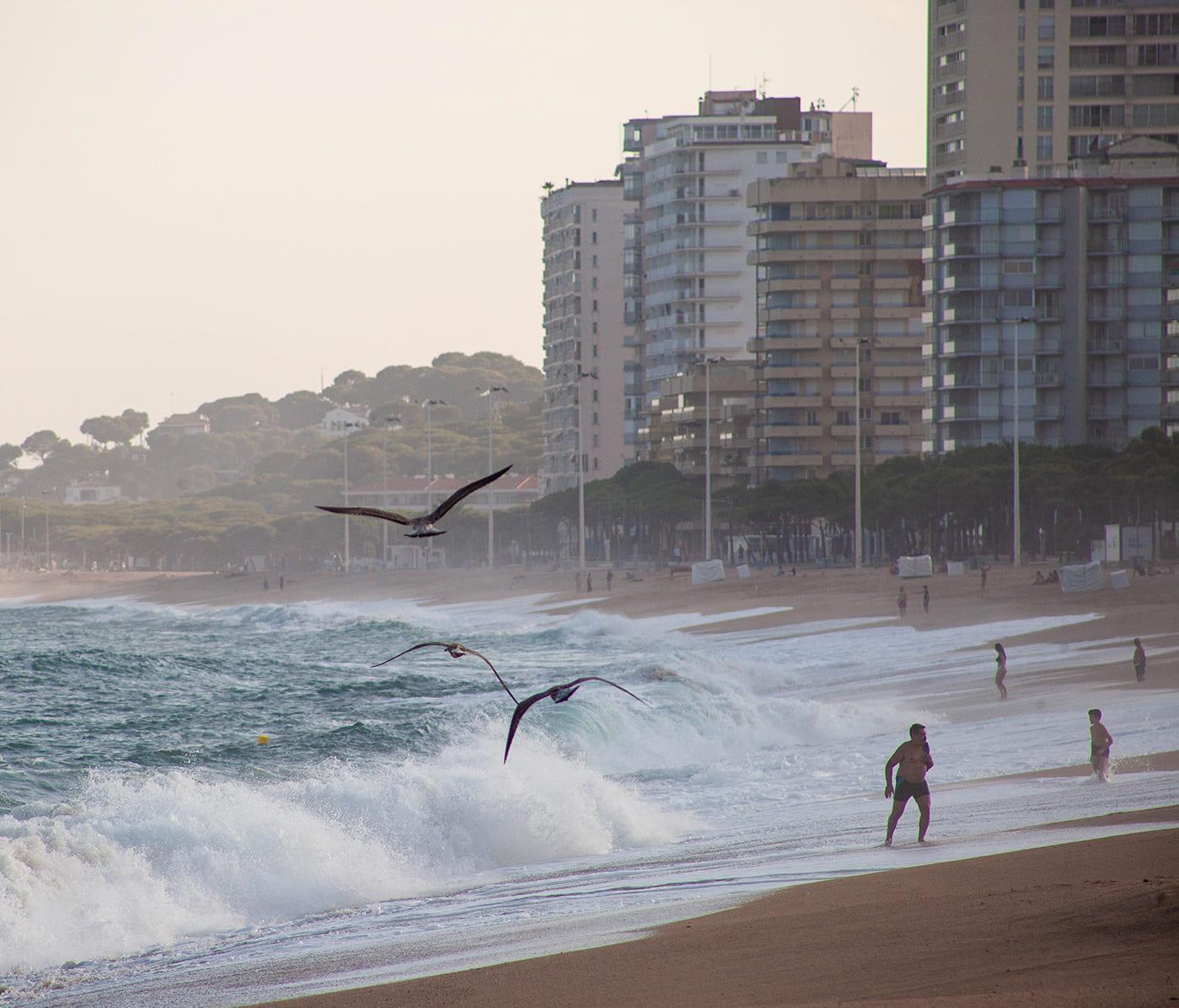 Лучшие пляжи в Коста-Браве