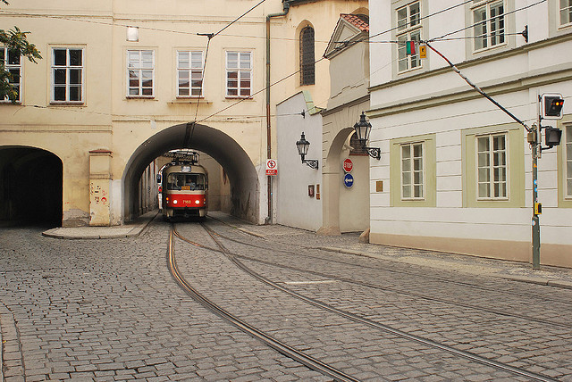 самостоятельное путешествие в чехию