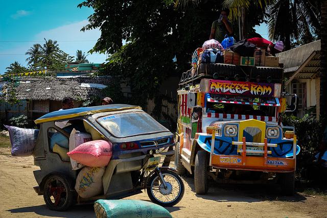 как передвигаться по филиппинам самостоятельно