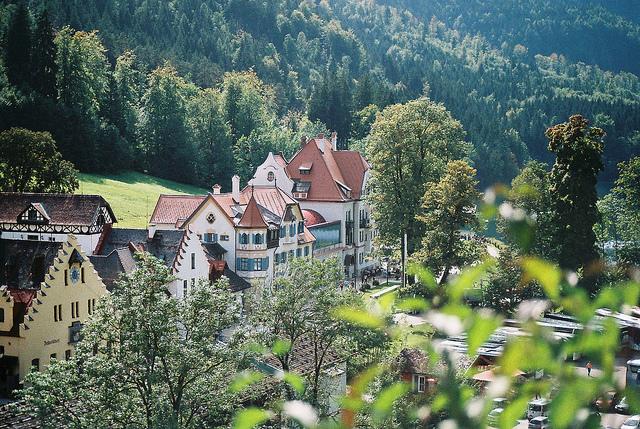самостоятельная поездка в германию